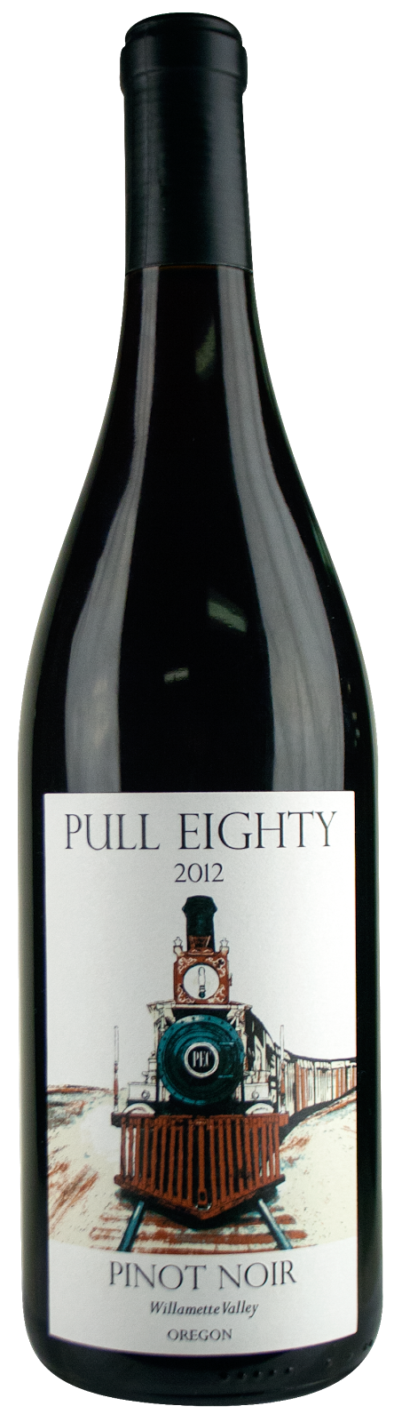 Grilled Poultry - 2012 Pull Eighty Pinot Noir