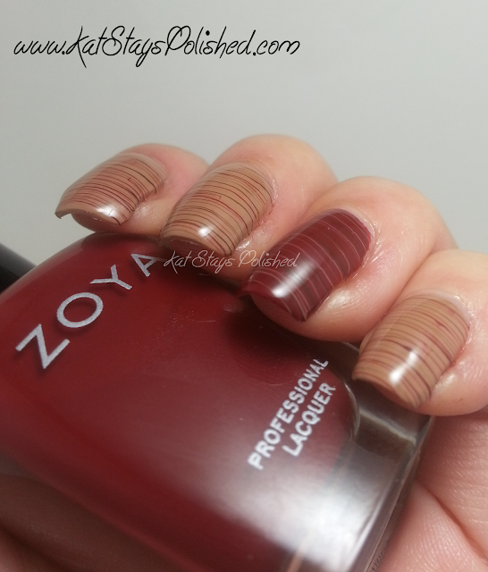 Spun Sugar Mani | Zoya Flynn, Louise, Pepper