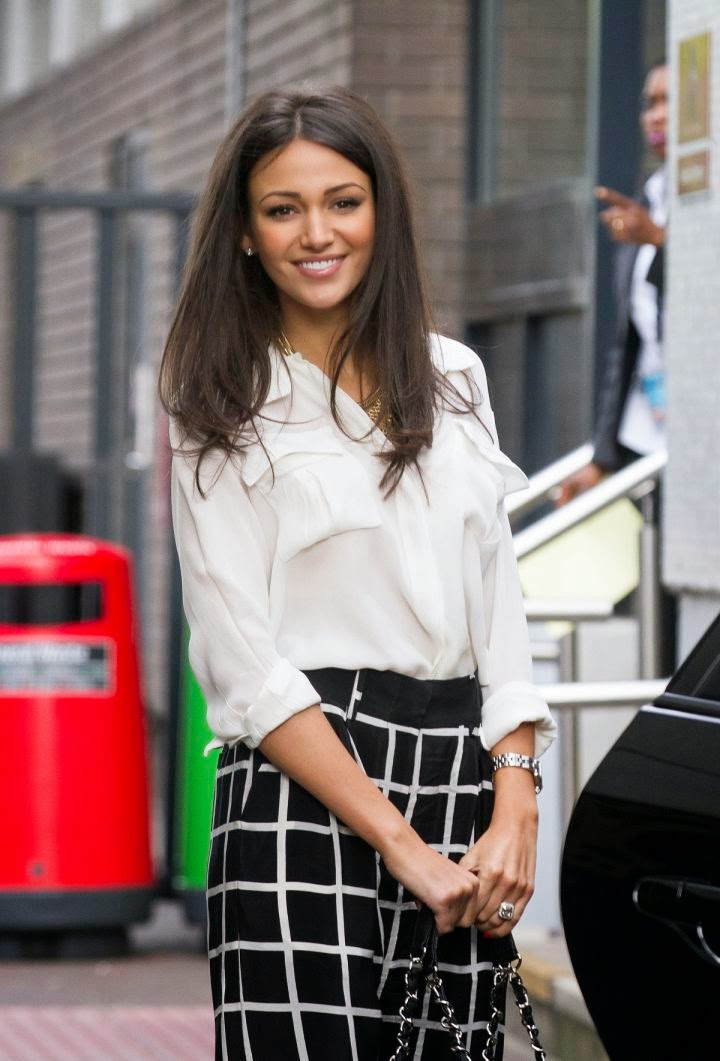 Michelle+Keegan+Looks+Gorgeous+(1) Michelle Keegan Looks Gorgeous at Outside ITV Studios, London