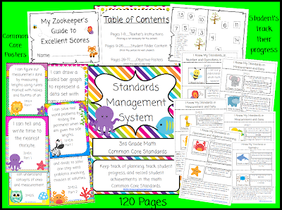 3rd Grade Math Coloring Pages