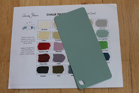 Elizabeth co how i make chalk paint for Tiragraffi ikea