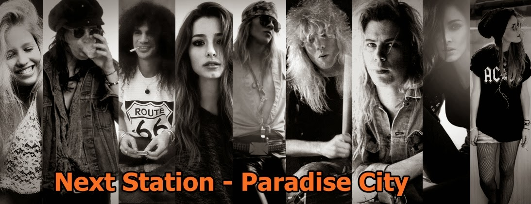 Next Station - Paradise city
