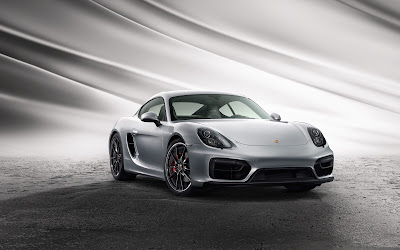 Porsche Wallpapers : 2015 Porsche Cayman GTS