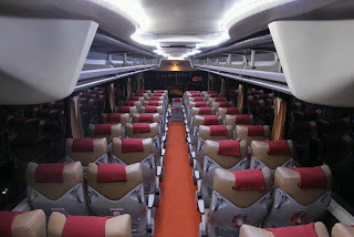 Interior Bis Executive Jogja