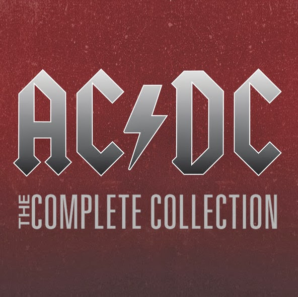 AC/DC - The Complete Collection (Mastered for iTunes) Cover