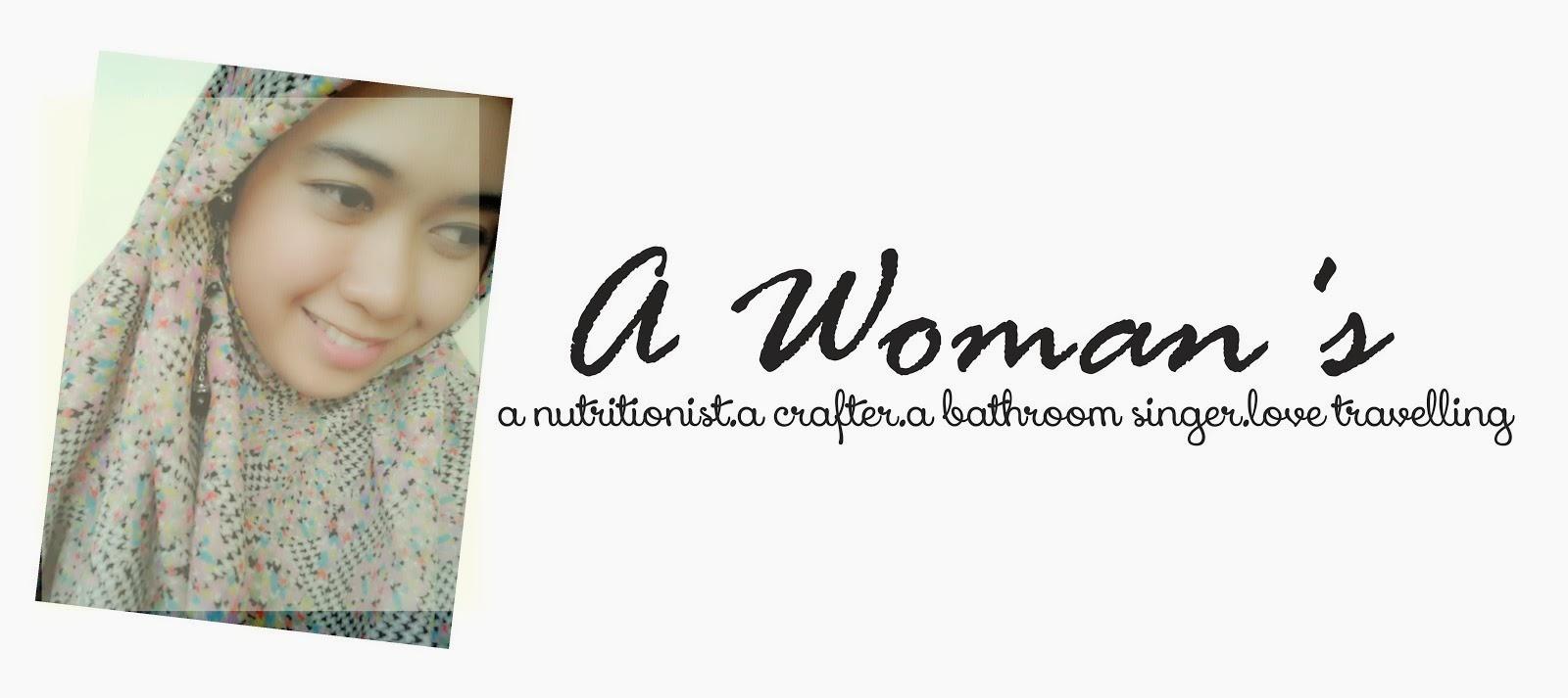A Woman's