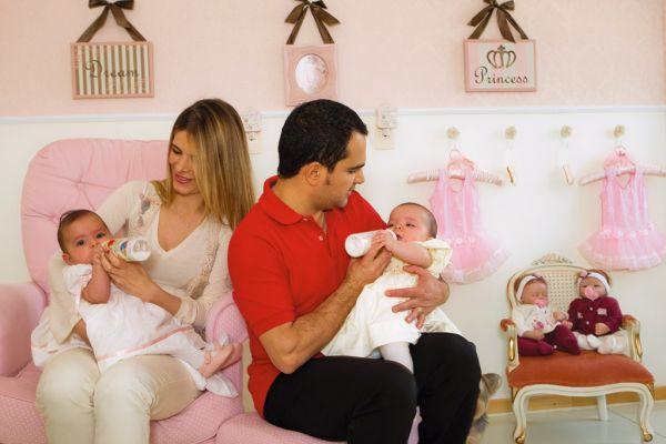Quarto de gêmeas - Cantor Luciano Camargo