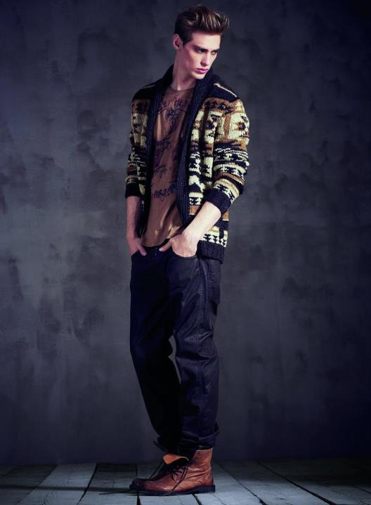 Replay Men 39s Jeans Fashion Fall Winter Collection 2012 Reply Menswear