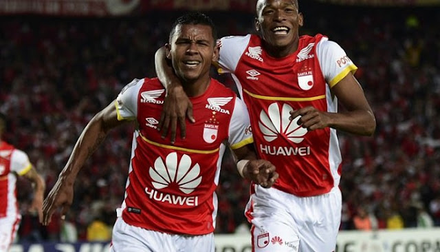 Ver partido Santa Fe vs Independiente en vivo