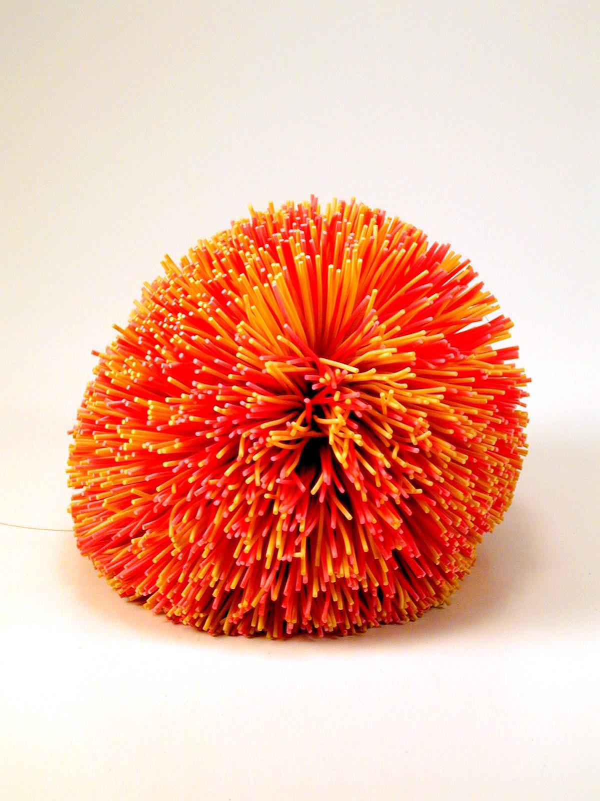 Squishy Koosh Ball : Koosh ball