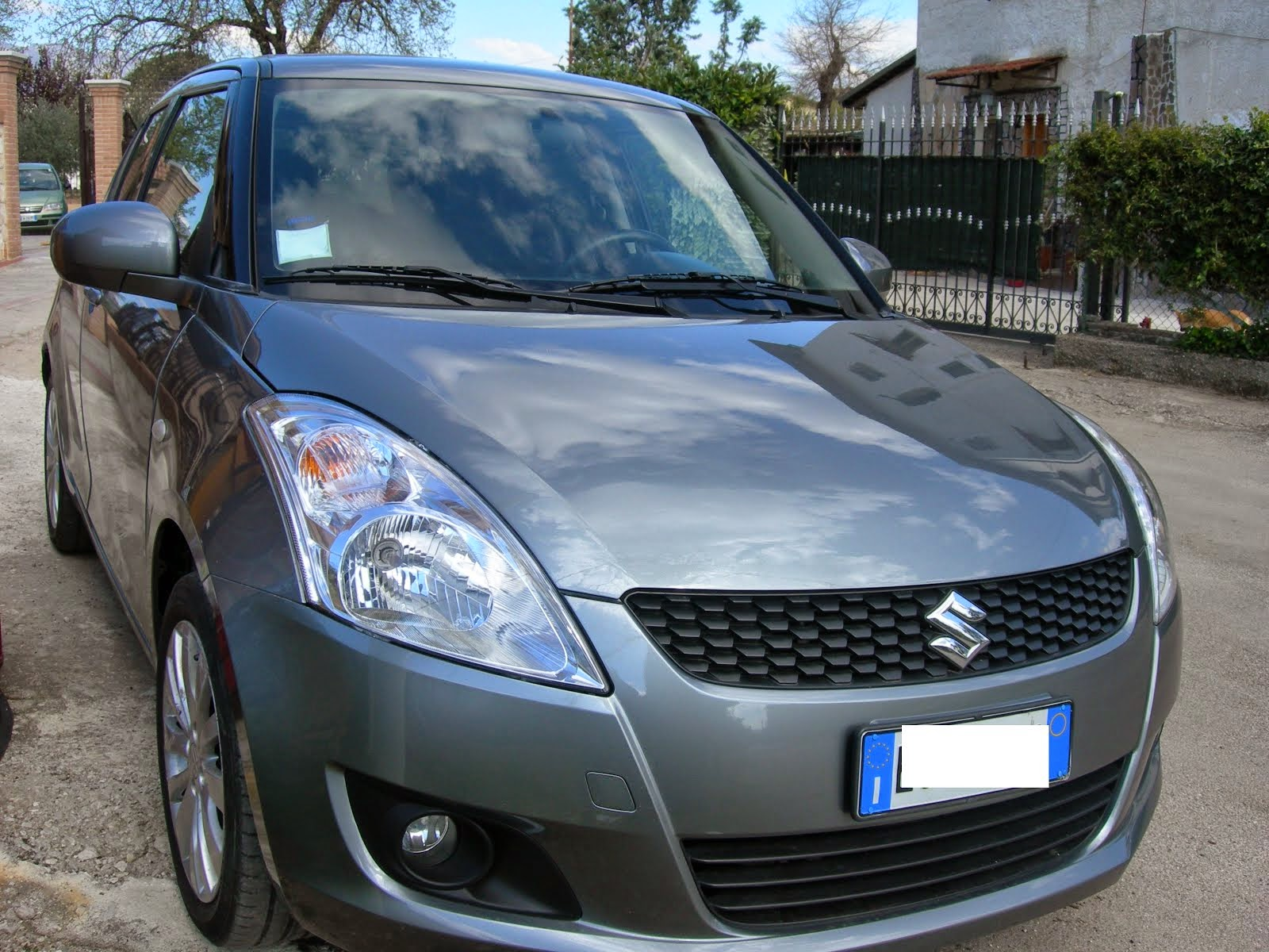 Suzuki Swift 1.2 GPL 95 CV Acc.Full optional 52.000km Anno 2011