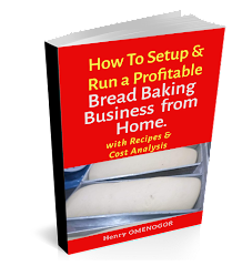 Bake Bread Like a Pro: Home Study Baking Course. Ghc55, N2,500.
