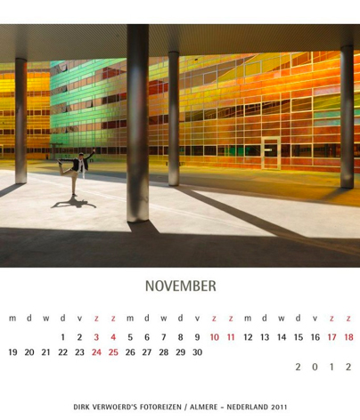Architecture Calendars2