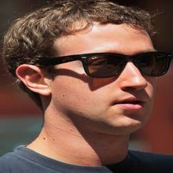 Mark Zuckerberg pop star.
