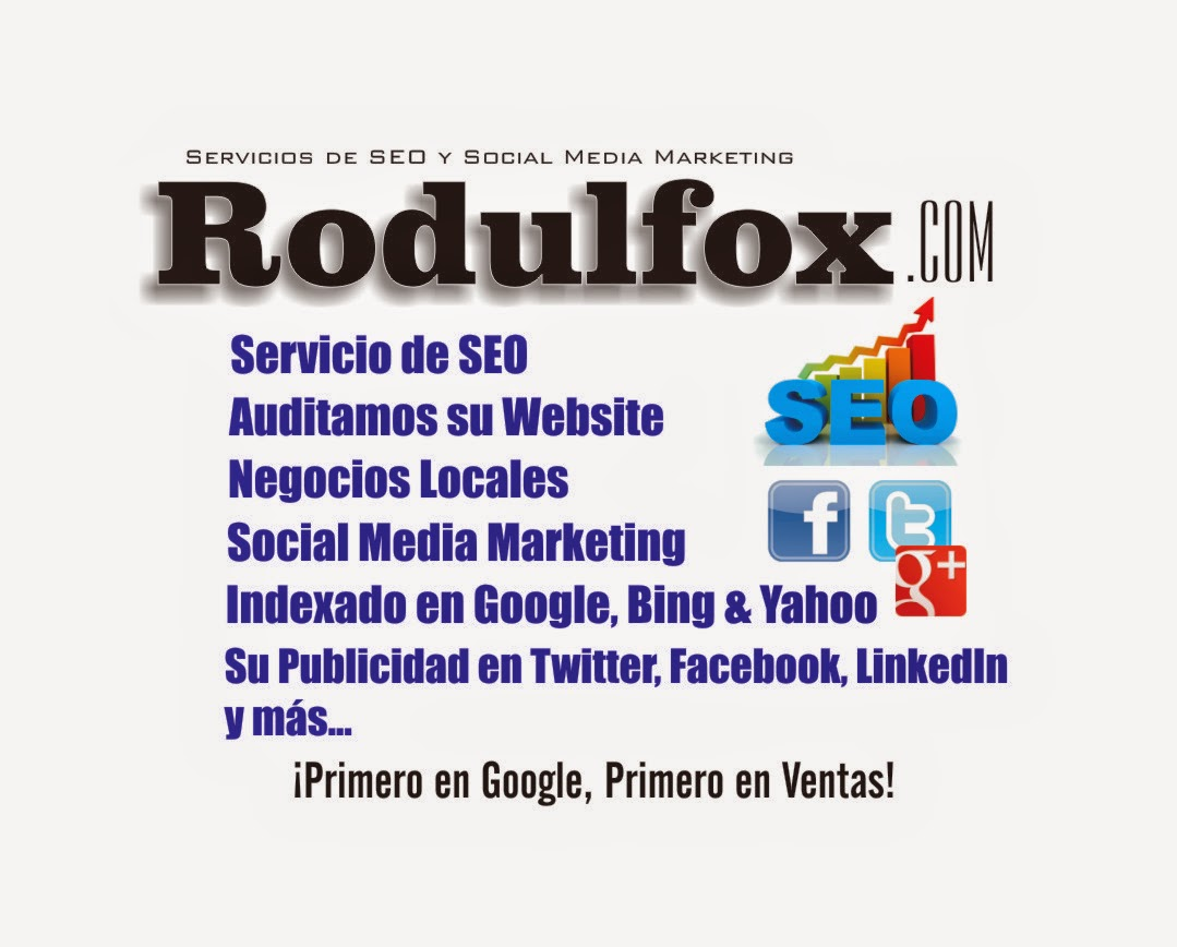Rodulfox Social Media Marketing