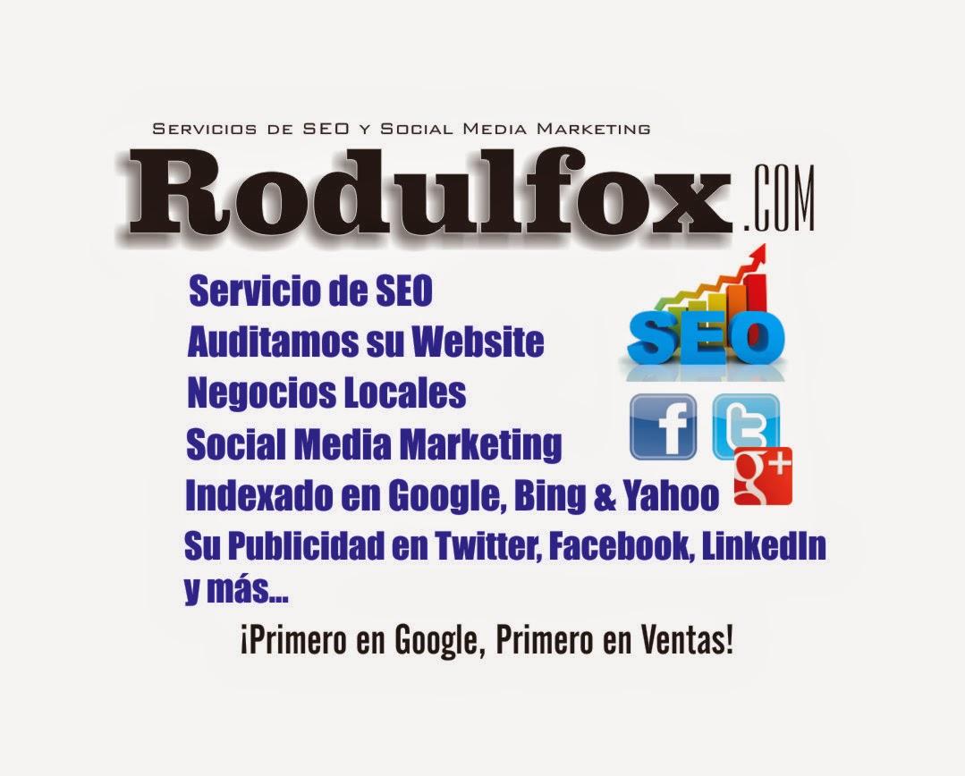 Rodulfox Social Media Marketing