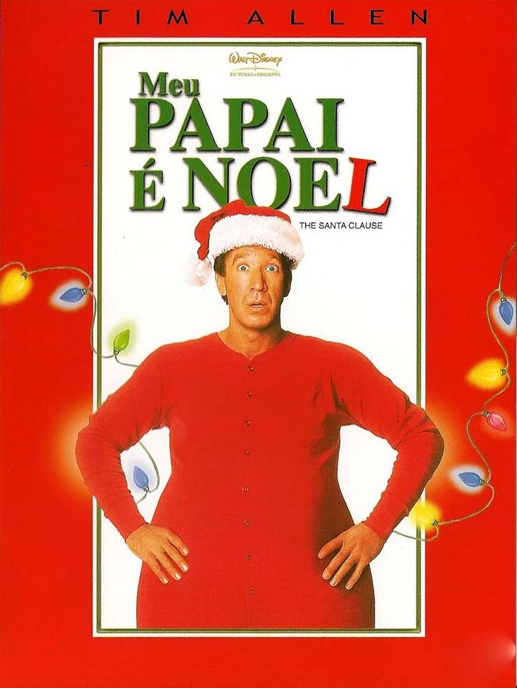 Meu Papai é Noel Torrent Download – BluRay 720p Dublado