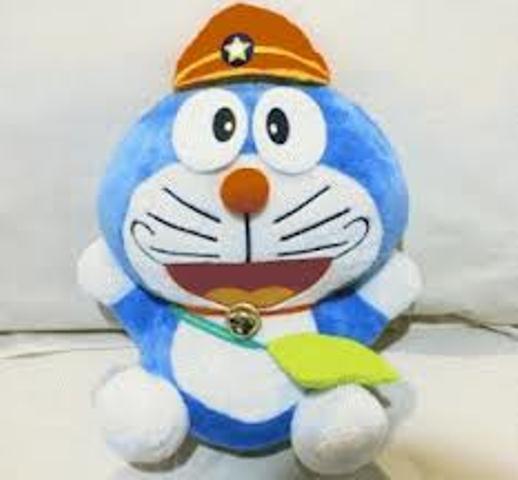 Kumpulan Gambar Lucu Boneka Doraemon