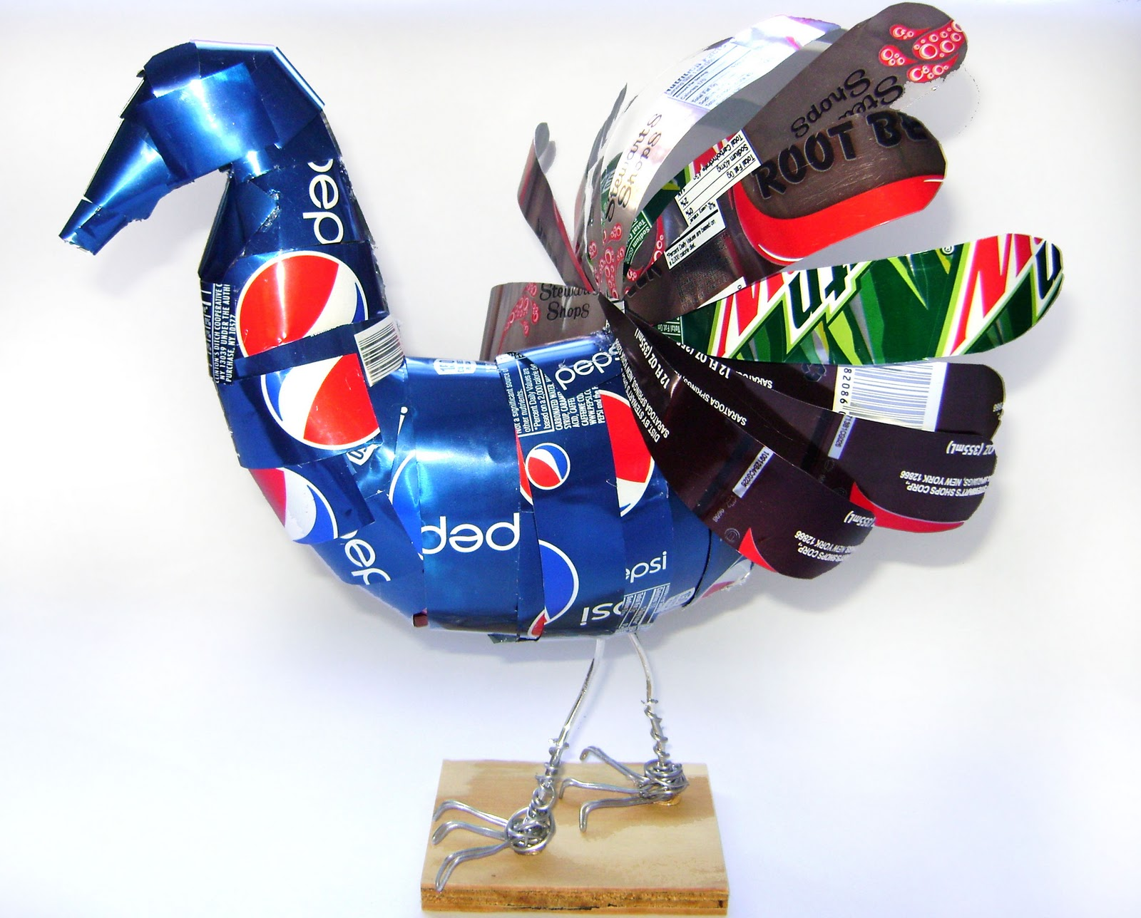 Google image result for for How to make a 3d bird sculpture