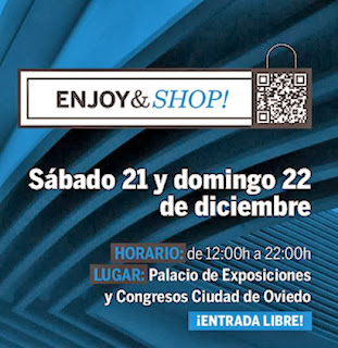 Enjoy&Shop en Oviedo - Blog Turista de Moda