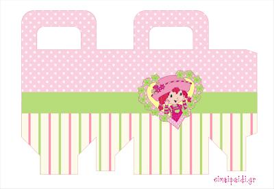 eimaipaidi.gr-Strawberry shortcake-gift box