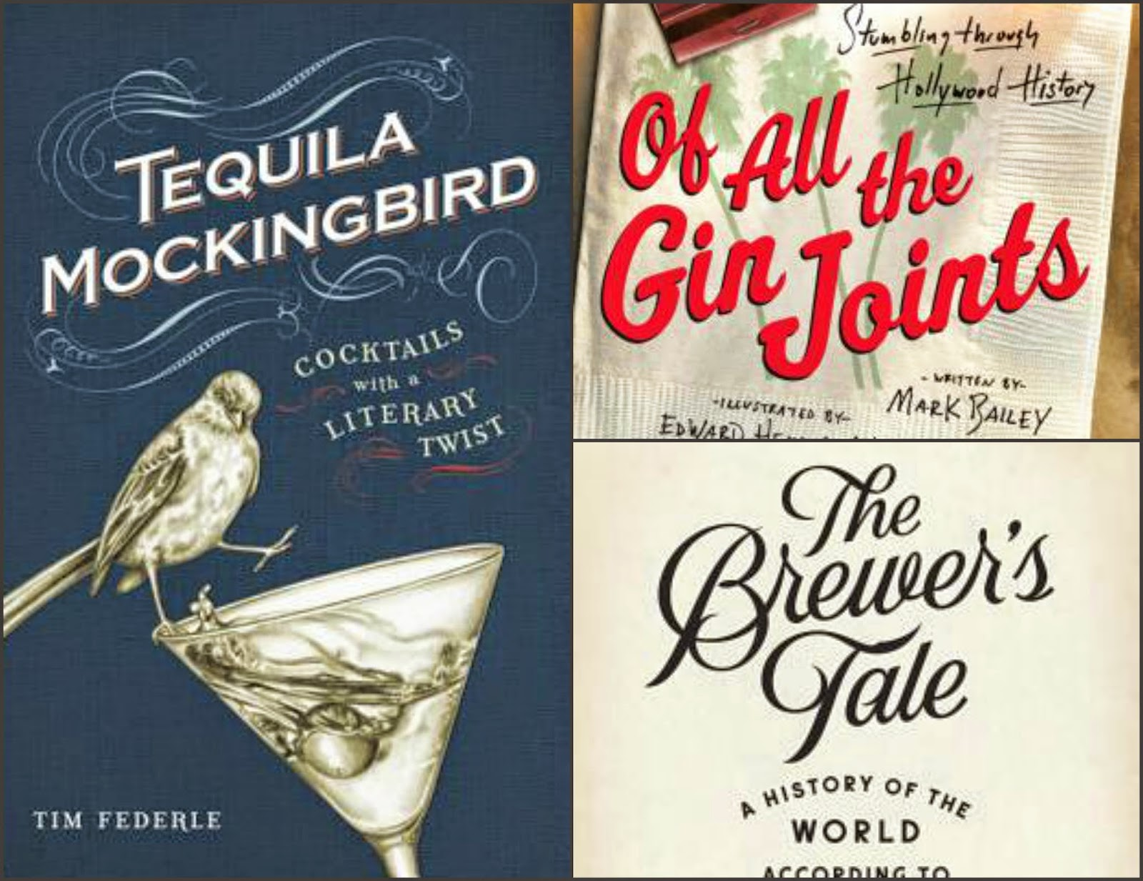 Tequila Mockingbird, Of All the Gin Joints, The Brewer's Tale