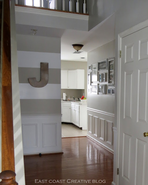 Foyer Cabinet Zelda : Here is the east entryway wall omahdesigns