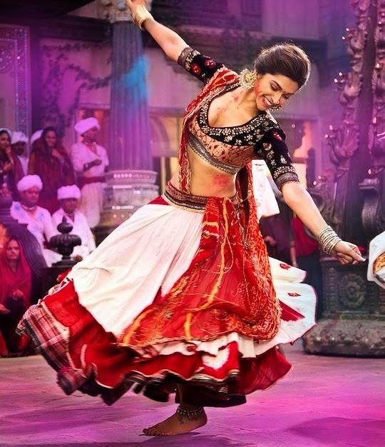 Deepika Padukone In Ram Leela HD Wallpapers