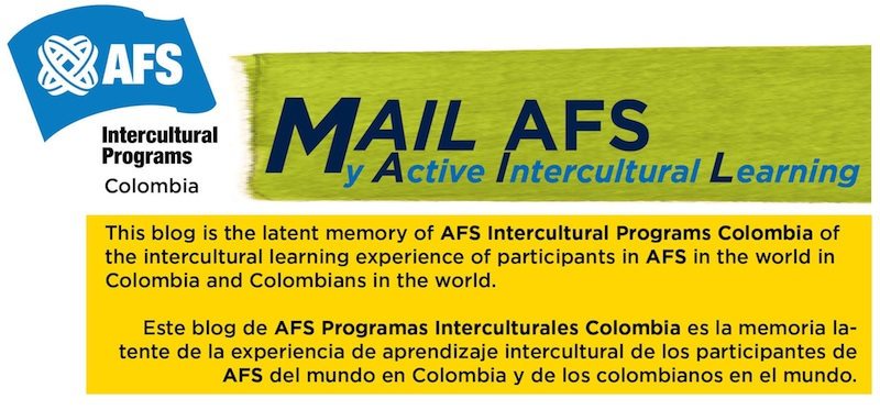 :: MAIL AFS :: My Active Intercultural Learning