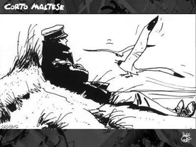 Corto maltese comics