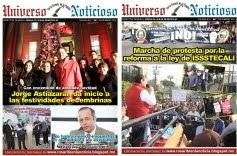Revista Universo Noticioso #67 de Tijuana