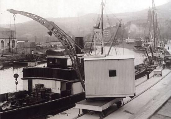 Revista monsacro patrimonio industrial fotos antiguas - Bilbao fotos antiguas ...