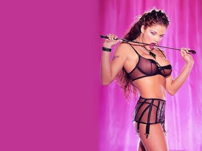 Pornographic Actress Lanny Barby wallpaper