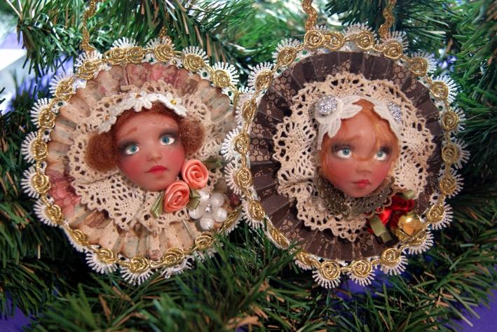 Manualidades para decorar como crear como hacer - Hacer adornos arbol navidad ...