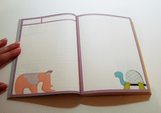 cute journal book stationery junzo terada illustration