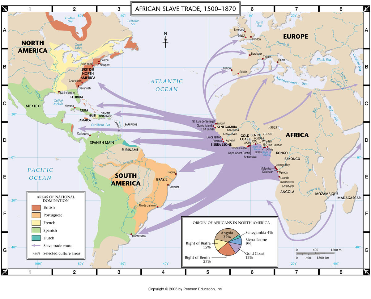 an analysis of the european role in the trans atlantic slave trade Slavery, according to historical accounts, played an important role in africa's underdevelopment it fostered ethnic fractionalisation and undermined effective states.