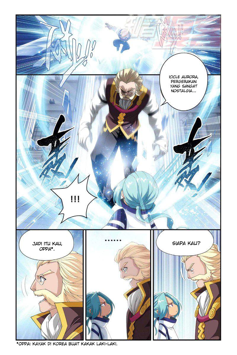 Battle Through Heaven Chapter 62-10