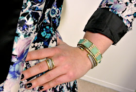 Mint Bangles Like So Pretty www.likesopretty.com