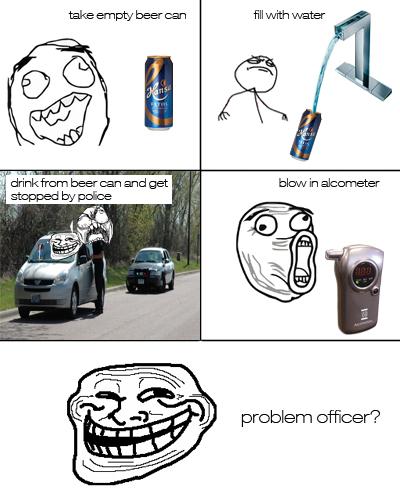 Problem Officer?