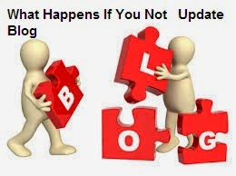 Your Not Updating Your Blog