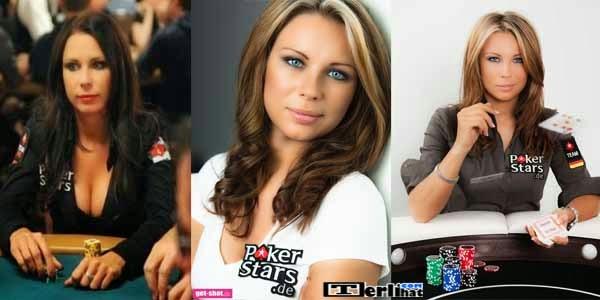 Sandra Naujoks Wanita Pemain Poker Tercantik Terseksi Di Dunia