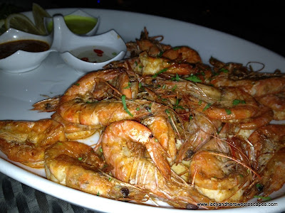 Red Shrimp's Signature Platter