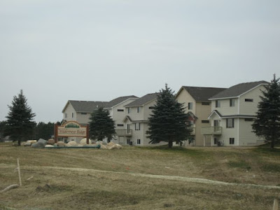"a residential subdivision, rural ""progress"""