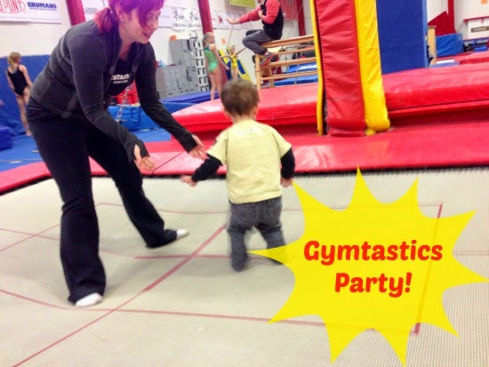Birthday Parties at Gymtastics in Calgary  |  Best Birthdays