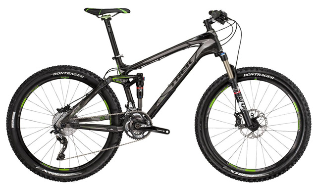 MTB Bike 2012 Trek Fuel EX