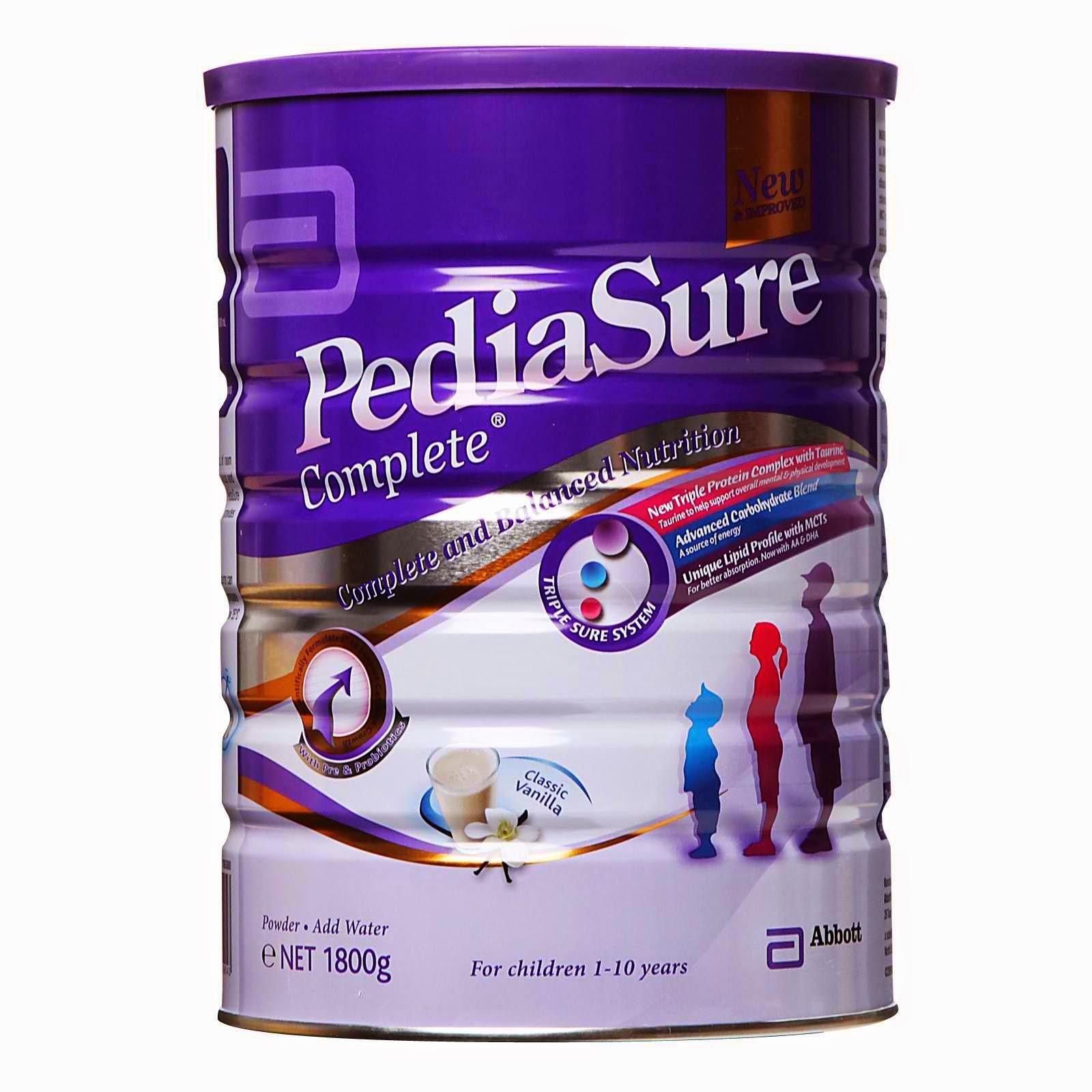 Pediasure milk
