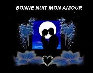 Message d'amour la nuit
