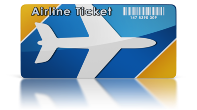 Cheapest – Fake Plane Ticket Template