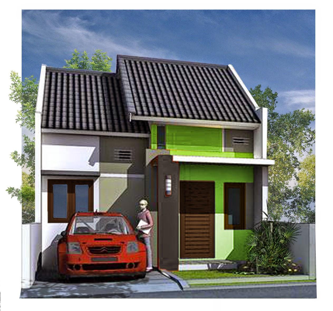 Contoh rumah minimalis type 36  Contoh Rumah Minimalis