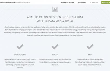 5 Aplikasi Pemilu 2014 Terbaik Buatan Generasi Muda Indonesia